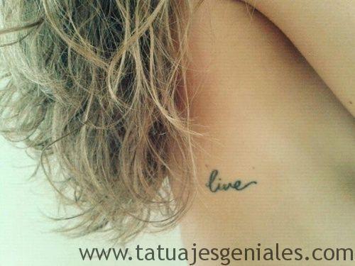 phrases de tatouage lettres noms 4