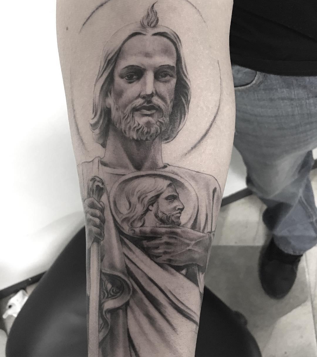 tatouages en judas tadeo 11