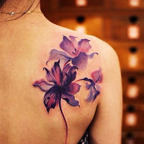 tatouages pour femmes dos 2017 2