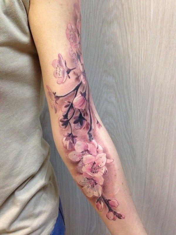 bras d'orchidées 6