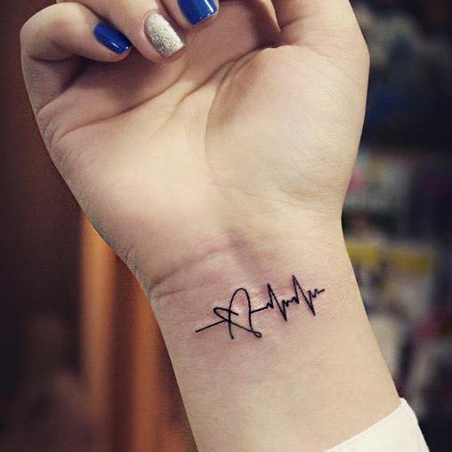 tatouages pour les femmes 2016 poignet 2