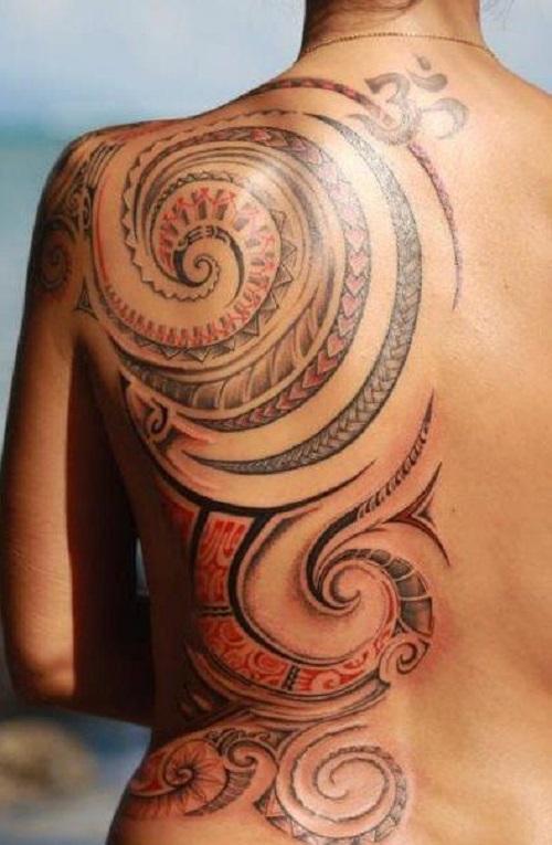 catalogue de femmes de tatouages tribaux 4
