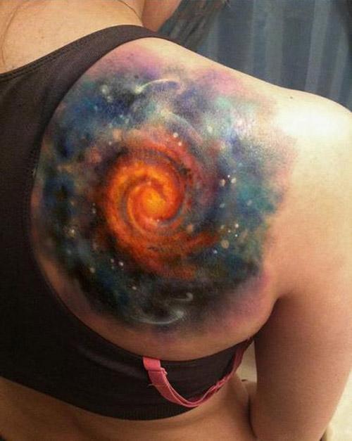 tatouage pour femmes 3D réalistes 6