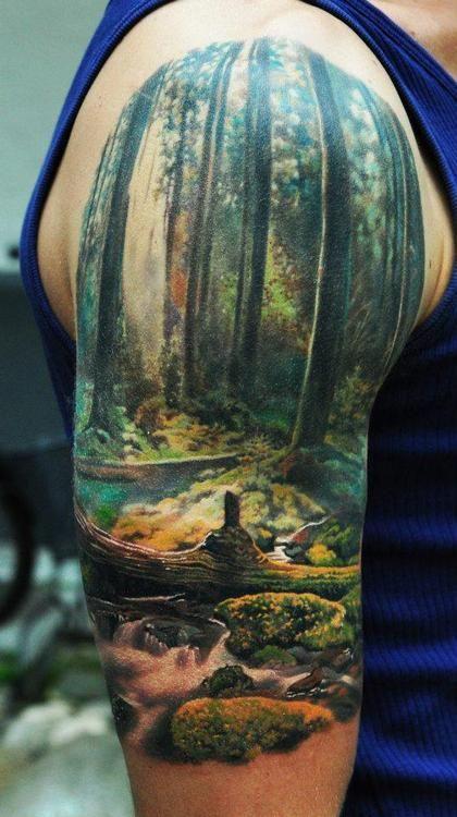 tatouages artistiques pour hommes 3