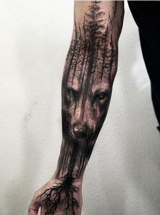 tatouages pour hommes original 6