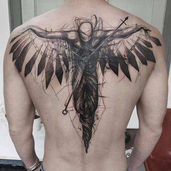 tatouages pour hommes originaux 1