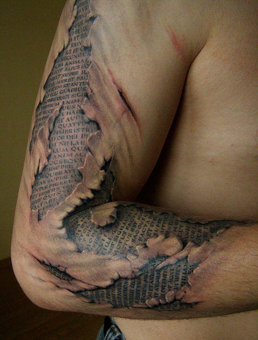 tatouages pour hommes original 10