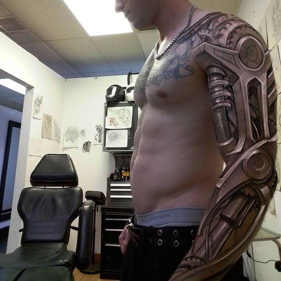 tatouages pour hommes original 9