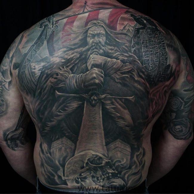 tatouages nordiques 1