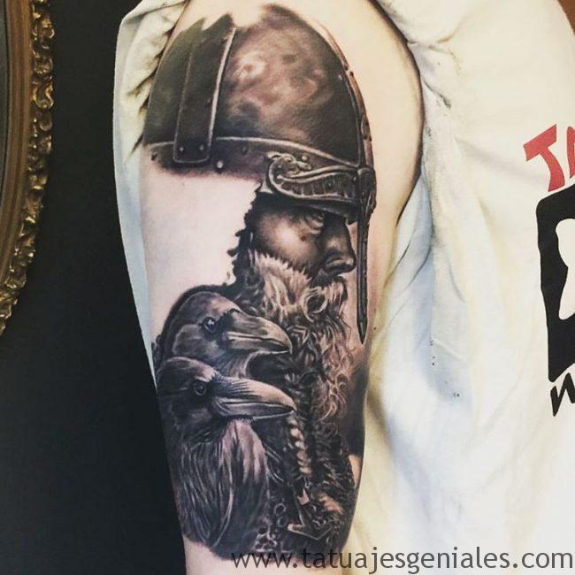 tatouages viking bras 1