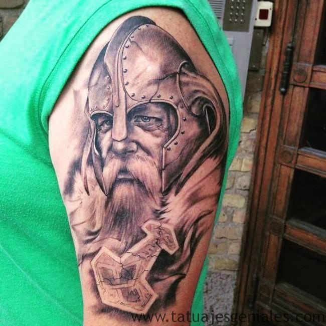 tatouages nordiques 5