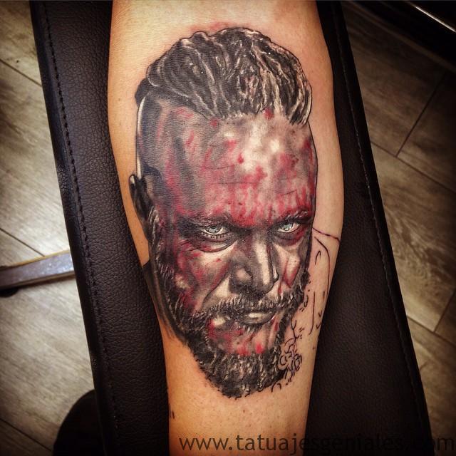 tatouages viking bras 7