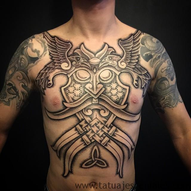 Tatouages Viking pour hommes 3
