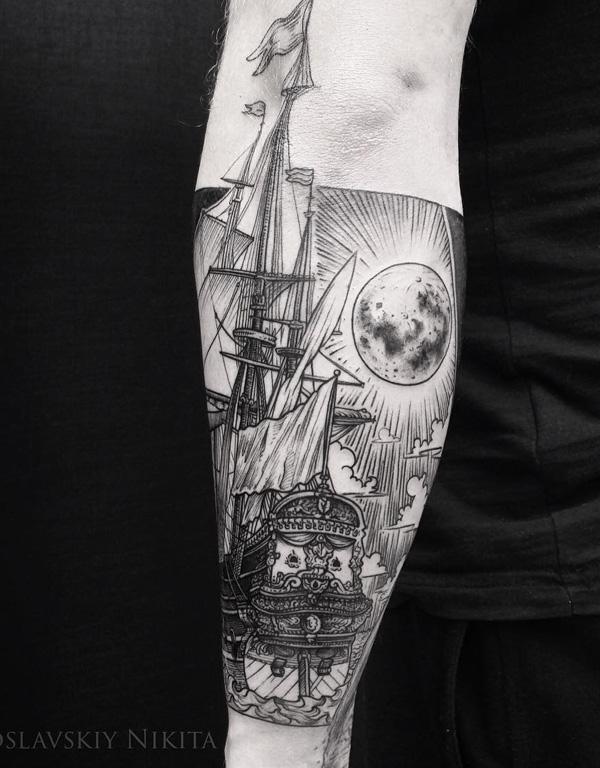 Bateau tatouage-49