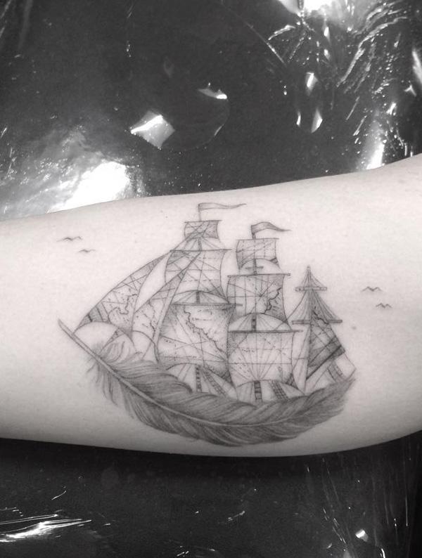 Bateau tatouage-59