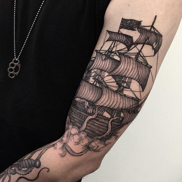 Bateau tatouage-89
